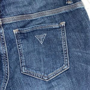 Guess Jeans mid rise skinny